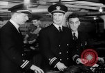 Image of naval officers Pontiac Michigan USA, 1942, second 39 stock footage video 65675052414