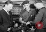 Image of naval officers Pontiac Michigan USA, 1942, second 45 stock footage video 65675052414