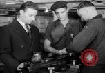Image of naval officers Pontiac Michigan USA, 1942, second 46 stock footage video 65675052414