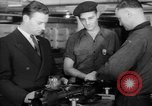 Image of naval officers Pontiac Michigan USA, 1942, second 47 stock footage video 65675052414