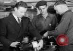 Image of naval officers Pontiac Michigan USA, 1942, second 49 stock footage video 65675052414
