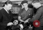 Image of naval officers Pontiac Michigan USA, 1942, second 50 stock footage video 65675052414
