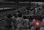 Image of demonstrating students Shanghai China, 1931, second 40 stock footage video 65675052434