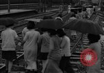 Image of demonstrating students Shanghai China, 1931, second 42 stock footage video 65675052434