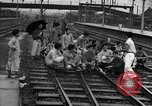 Image of demonstrating students Shanghai China, 1931, second 57 stock footage video 65675052434