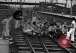 Image of demonstrating students Shanghai China, 1931, second 59 stock footage video 65675052434