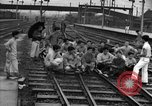 Image of demonstrating students Shanghai China, 1931, second 60 stock footage video 65675052434