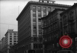 Image of Marion Zioncheck Seattle Washington USA, 1936, second 37 stock footage video 65675052437