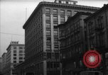 Image of Marion Zioncheck Seattle Washington USA, 1936, second 39 stock footage video 65675052437
