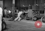 Image of War ship parts production at General Electric Plants United States USA, 1941, second 8 stock footage video 65675052443