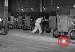 Image of War ship parts production at General Electric Plants United States USA, 1941, second 10 stock footage video 65675052443