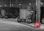 Image of War ship parts production at General Electric Plants United States USA, 1941, second 13 stock footage video 65675052443