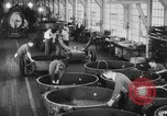 Image of War ship parts production at General Electric Plants United States USA, 1941, second 16 stock footage video 65675052443