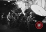 Image of War ship parts production at General Electric Plants United States USA, 1941, second 21 stock footage video 65675052443