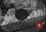 Image of War ship parts production at General Electric Plants United States USA, 1941, second 32 stock footage video 65675052443