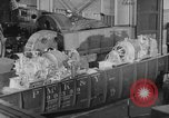 Image of War ship parts production at General Electric Plants United States USA, 1941, second 34 stock footage video 65675052443