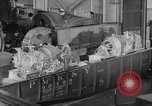 Image of War ship parts production at General Electric Plants United States USA, 1941, second 35 stock footage video 65675052443