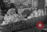 Image of War ship parts production at General Electric Plants United States USA, 1941, second 36 stock footage video 65675052443