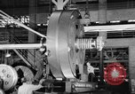 Image of War ship parts production at General Electric Plants United States USA, 1941, second 38 stock footage video 65675052443