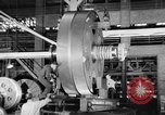 Image of War ship parts production at General Electric Plants United States USA, 1941, second 39 stock footage video 65675052443