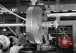 Image of War ship parts production at General Electric Plants United States USA, 1941, second 41 stock footage video 65675052443