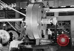 Image of War ship parts production at General Electric Plants United States USA, 1941, second 44 stock footage video 65675052443