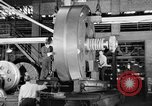 Image of War ship parts production at General Electric Plants United States USA, 1941, second 45 stock footage video 65675052443