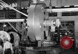 Image of War ship parts production at General Electric Plants United States USA, 1941, second 46 stock footage video 65675052443