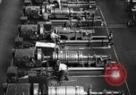 Image of War ship parts production at General Electric Plants United States USA, 1941, second 48 stock footage video 65675052443