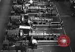 Image of War ship parts production at General Electric Plants United States USA, 1941, second 49 stock footage video 65675052443