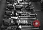 Image of War ship parts production at General Electric Plants United States USA, 1941, second 50 stock footage video 65675052443