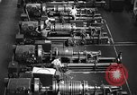 Image of War ship parts production at General Electric Plants United States USA, 1941, second 52 stock footage video 65675052443