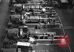 Image of War ship parts production at General Electric Plants United States USA, 1941, second 53 stock footage video 65675052443