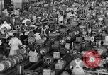 Image of Electricity production and factory production during World War 2 United States USA, 1941, second 9 stock footage video 65675052444