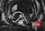 Image of Electricity production and factory production during World War 2 United States USA, 1941, second 14 stock footage video 65675052444