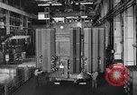 Image of Electricity production and factory production during World War 2 United States USA, 1941, second 17 stock footage video 65675052444