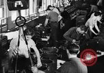 Image of Electricity production and factory production during World War 2 United States USA, 1941, second 21 stock footage video 65675052444