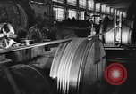 Image of Electricity production and factory production during World War 2 United States USA, 1941, second 24 stock footage video 65675052444