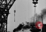 Image of Ocean liner Bremen Bremen Germany, 1929, second 24 stock footage video 65675052445