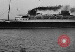 Image of Bremen Ship Germany, 1929, second 59 stock footage video 65675052446