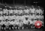 Image of 1921 Giants manager John McGraw Manhattan New York City USA, 1921, second 15 stock footage video 65675052457
