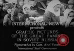 Image of Russians Kasan Russia, 1921, second 8 stock footage video 65675052460
