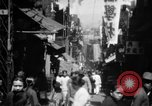 Image of Chinese District Hong Kong, 1938, second 5 stock footage video 65675052464
