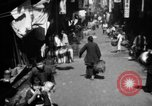 Image of Chinese District Hong Kong, 1938, second 39 stock footage video 65675052464