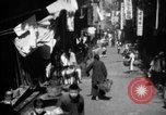 Image of Chinese District Hong Kong, 1938, second 40 stock footage video 65675052464