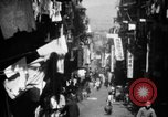 Image of Chinese District Hong Kong, 1938, second 44 stock footage video 65675052464