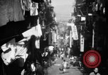 Image of Chinese District Hong Kong, 1938, second 45 stock footage video 65675052464