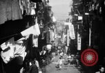 Image of Chinese District Hong Kong, 1938, second 46 stock footage video 65675052464