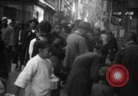 Image of Chinese District Hong Kong, 1938, second 53 stock footage video 65675052464