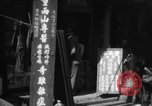 Image of Chinese District Hong Kong, 1938, second 61 stock footage video 65675052464